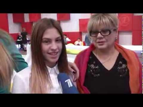 Сюзанна Мхитарян - Интервью после СП - Голос.Дети - Сезон1