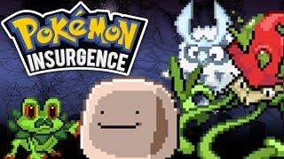 ZACZYNAMY DELTA HUNTING! - Let's Play Pokemon Insurgence #90