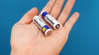 Pin sạc AA Camelion 2700 mAh, pin sạc cho mic, đèn flash, máy ảnh,... ✅ #SPTshop 255