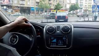 Test drive Dacia Logan electric