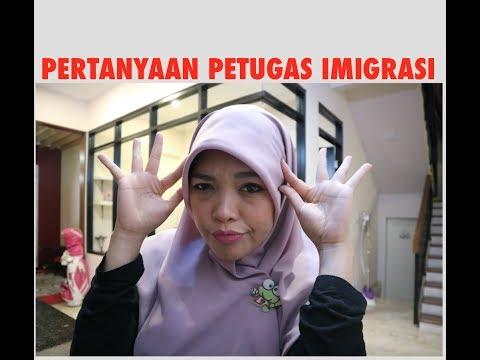 PERTANYAAN PETUGAS IMIGRASI Mp3