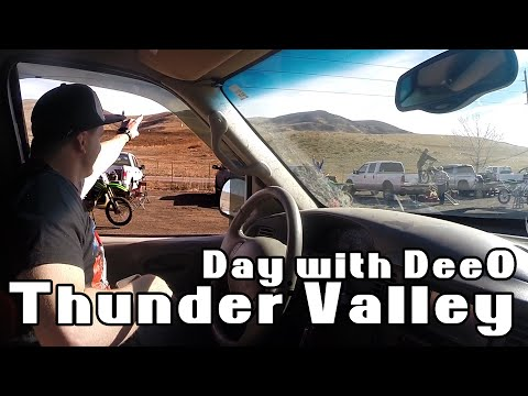 Day with DeeO at Thunder Valley   Lakewood, Colorado   2/13/2016