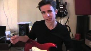 How To Play Sweep Arpeggios - Guitarmalade