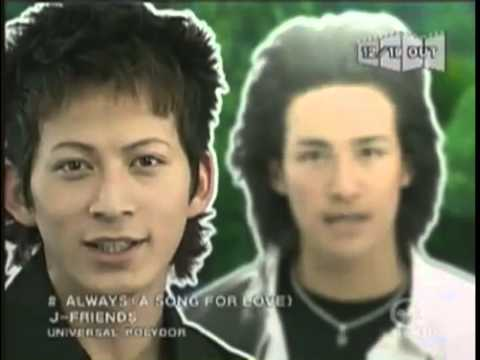 j friends-always[PV]