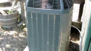 Trane 16i Heat pump/Air Conditioner