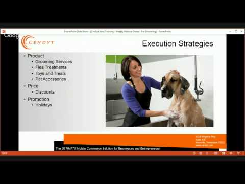 Boom Your Business Webinar - Pet Grooming