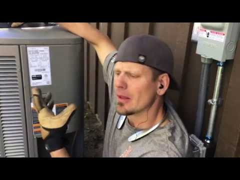 Electrical Service Change Upgrade in Loveland Because of an AC Unit Installation