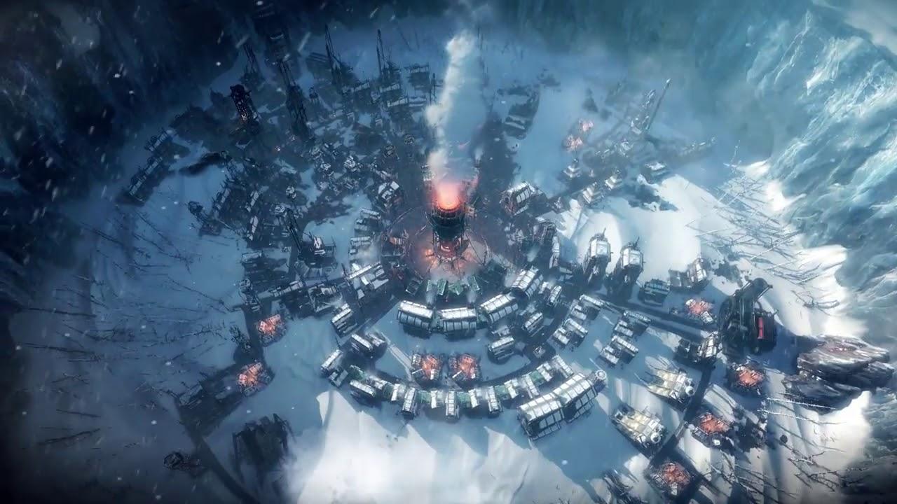 Frostpunk — дебютный трейлер геймплея