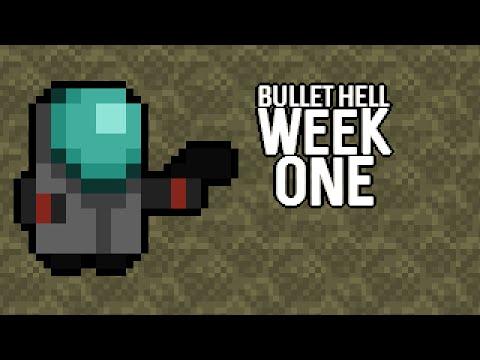 Return of the RotMG Fan Game (kiiinda) – Bullet Hell Week 1