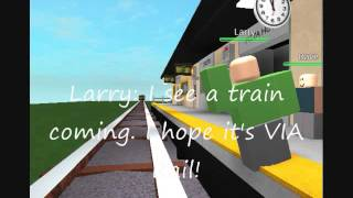 ROBLOX: The Station Platform