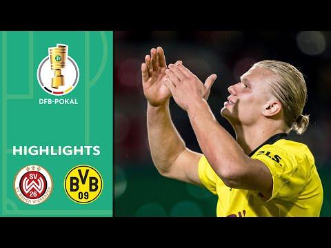 Wehen Borussia Dortmund Goals And Highlights