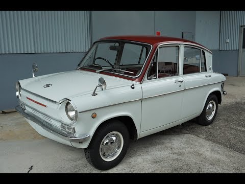 1966-1970 MAZDA CAROL 360 DELUXE / マツダ・キャロル 360 デラックス エンスーの杜