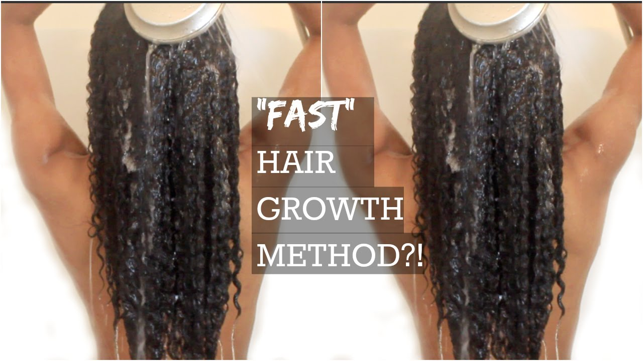 How To Grow Natural C Hair Fast