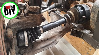 Axle Shafts - 4x4 Off-Road UTV Build Ep.18