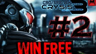 Crysis 3  - Part 2 Giveaway / Walkthrough Playtrough Gameplay Lets Play/