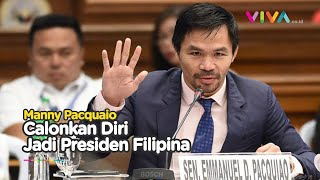 Download Petinju Legendaris Nyalon Jadi Presiden, Ini Janji Manny Pacquiao