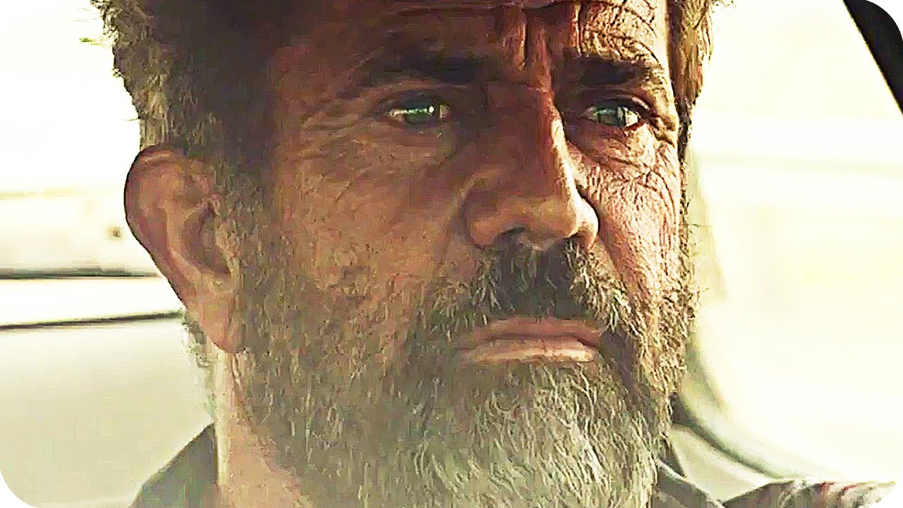 BLOOD FATHER Trailer (2016) Mel Gibson Action Movie - YouTube