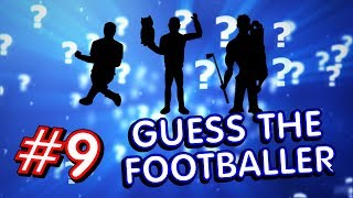 🤔⚽️GUESS THE FOOTBALLERS! #9⚽️🤔