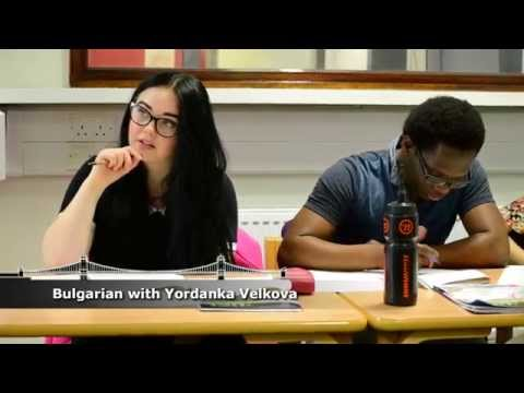 Languages of the Danube - UCL Global Citizenship Programme