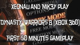 Dynasty Warriors 8 (Xbox 360) - First 50 minutes gameplay