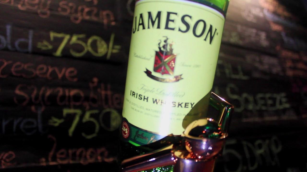 Jameson Whiskey Garden Launch @Ju0027s Fresh Bar