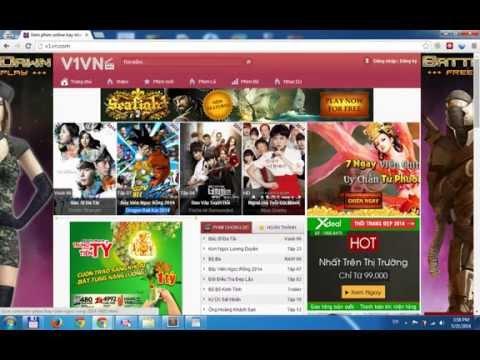 Hướng dẫn cách lấy phim tại website v1vn.com