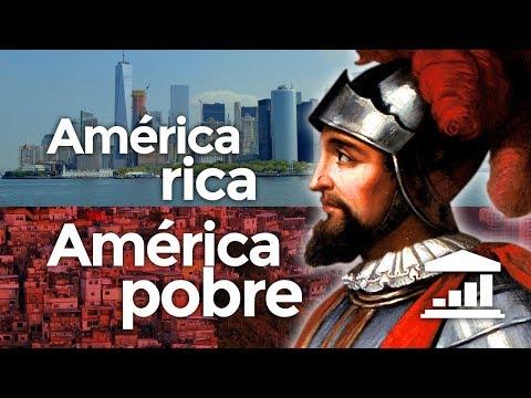 AMÉRICA, ¿Por Qué Unos PAÍSES Son RICOS Y Otros POBRES? - VisualPolitik
