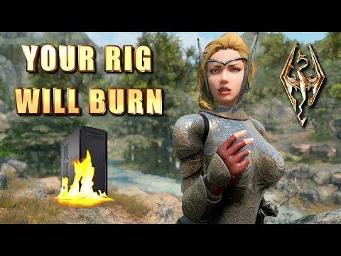The Elder Scrolls V: Skyrim Legendary Edition Project