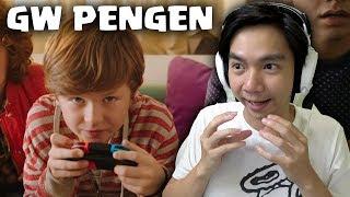 Nintendo Dijadiin Rebutan 😱😱😱