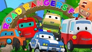 Road Rangers Had A Farm | Old MacDonald Had a Farm | Nursery Rhyme by Kids Channel