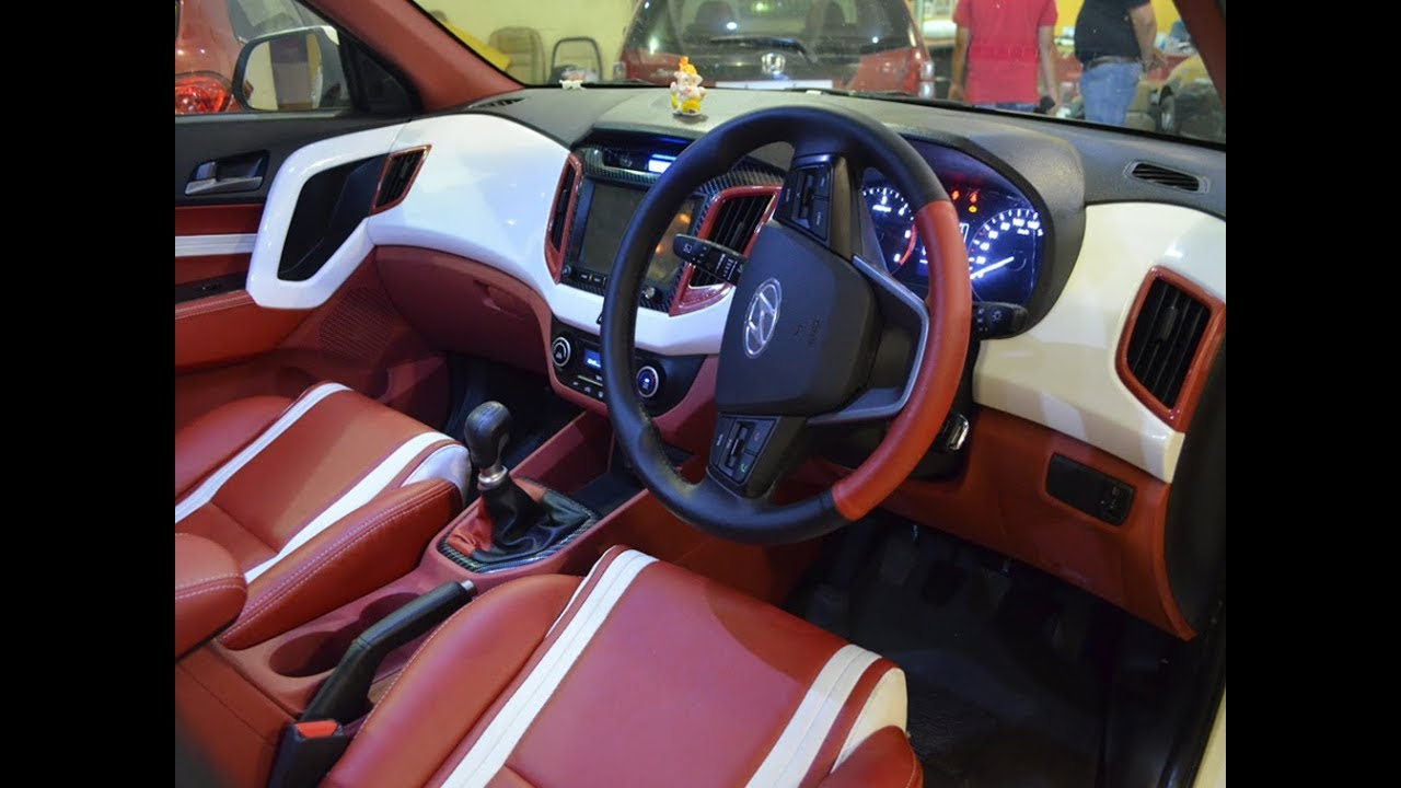Hyundai Creta Top Best Modified And Customised Interiors With All
