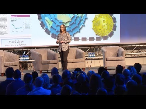 Blockchain: Securing the Future | Mandy Simpson | SingularityU South Africa