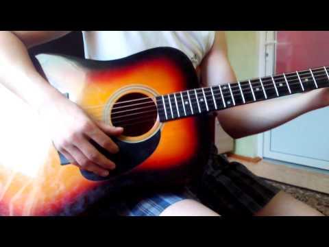 Обучение игре на гитаре. (6) Что такое бой? Бой 6-ка.
