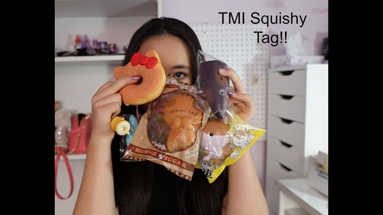Squishy Tmi Tag : TMI Squishy Tag! CharmsLOL - YouTube