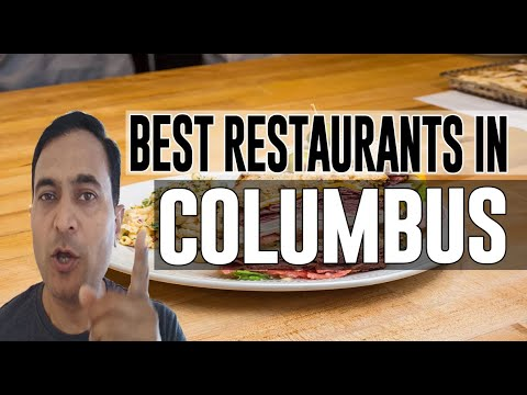 Best Restaurants & Places To Eat In  Columbus, Ohio OH