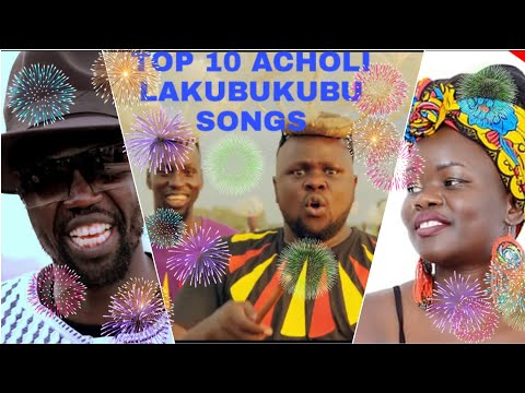 Top 10 Acholi