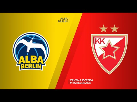 ALBA Berlin - Crvena Zvezda mts Belgrade Highlights | Turkish Airlines EuroLeague, RS Round 34