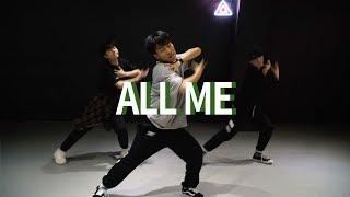 Kehlani - All Me (feat. Keyshia Cole) | CHADI Choreography
