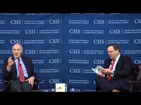 """Joseph Nye and David Sanger discuss """"Presidential Leadership and the Creation of the American Era"""""""