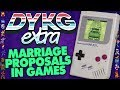 Marriage Proposals in Games - Did You Know Gaming? Feat. NakeyJakey
