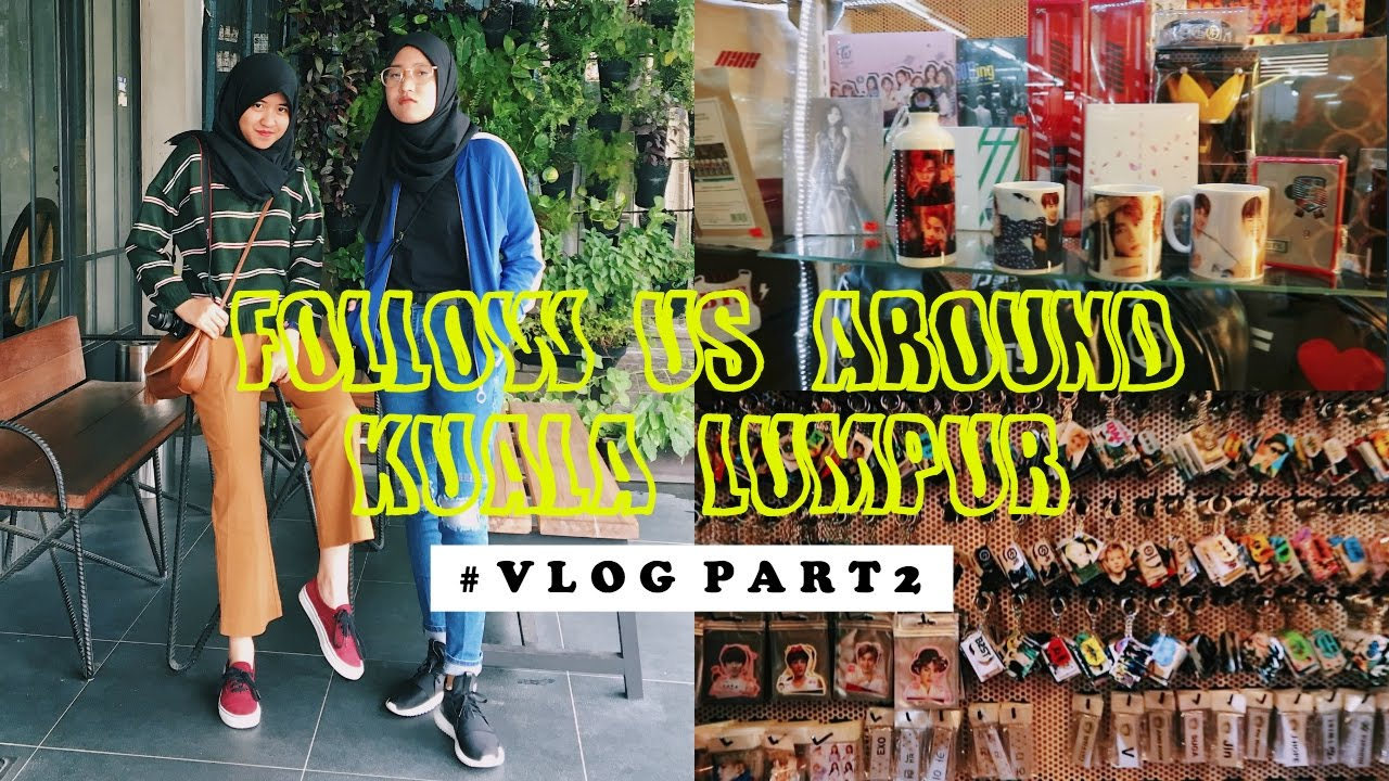 KPOP Shop in Malaysia - VLOG #Part2 DHANANDREA (ENG SUB)