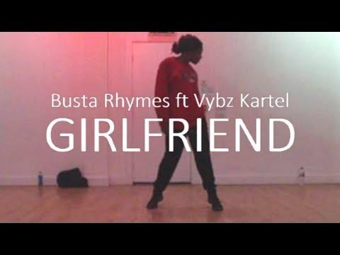 Busta Rhymes - Girlfriend | TNT Class, Edinburgh | Choreography by Divine Amy Tasinda