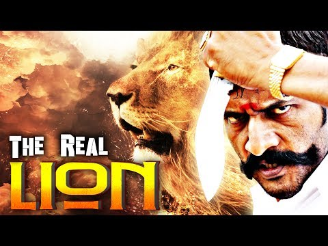 The Real Lion (2017) Latest South Indian...
