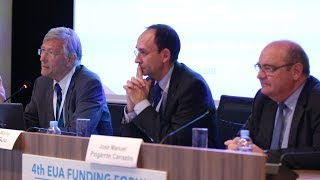 URL hosts the 4th Funding Forum of the European University Association thumbnail