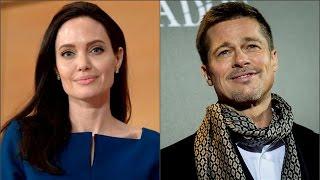 Анджелина Джоли прокомментировала откровенное интервью Брэда Питта