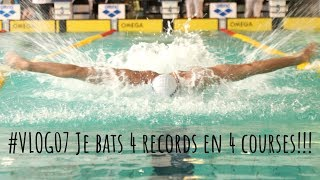 #VLOG07 Je bats 4 records en 4 courses!!!