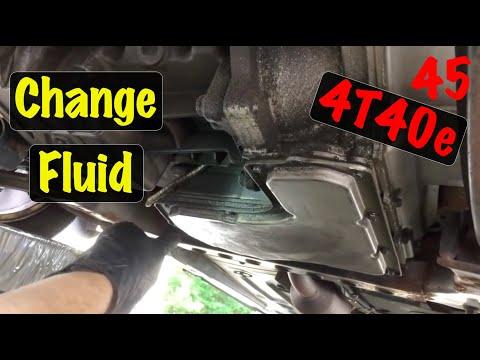 4t40e transmission pan torque specs
