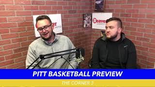 Pitt Basketball 2019-20 Preview | The Corner 3