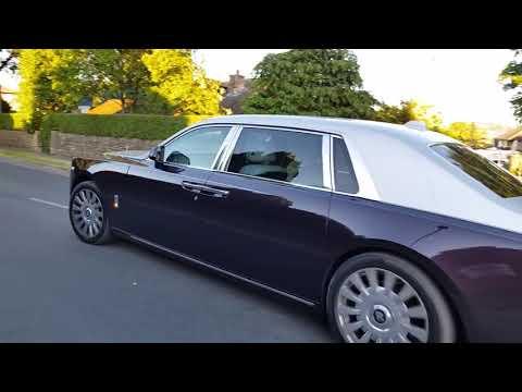 Rolls-Royce Phantom EWB Review By MotorMartin