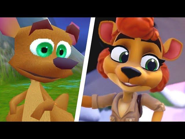 Spyro Reignited Trilogy - All Endings Comparison (PS4 vs Original)